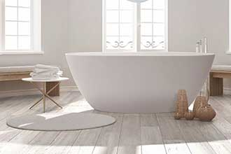Esatta freestanding bath