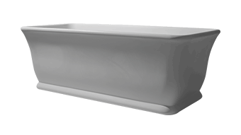 Magnus freestanding Bath Manufacturers Solid Cast